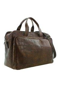 Braun Büffel - Weekend bag - brown - 2
