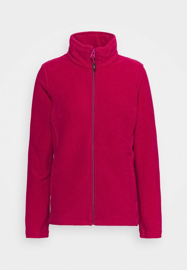 WOMAN JACKET - Fleecejakke - magenta