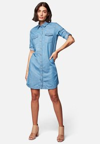Mavi - BREE - Denim dress - mid indigo denim - 1