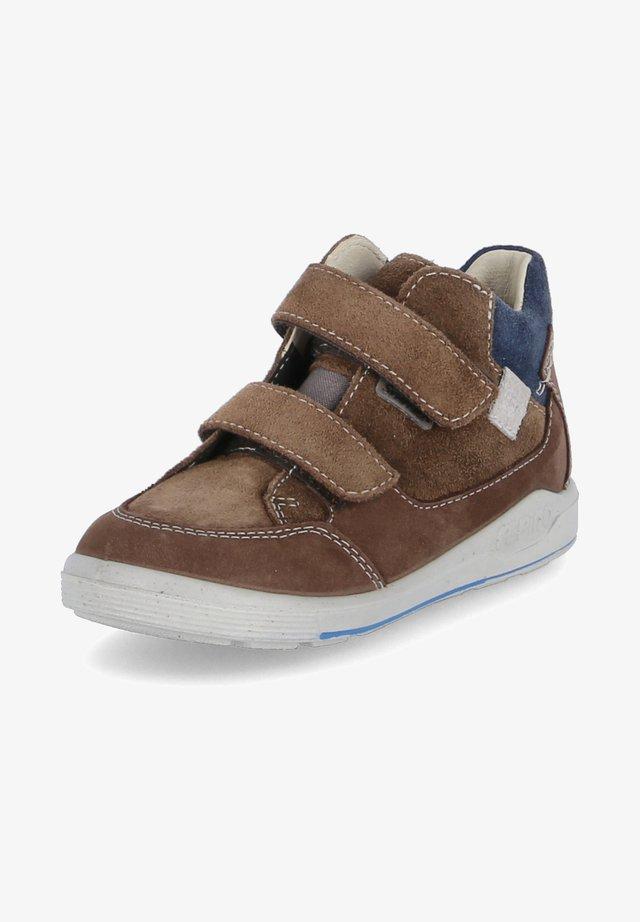 ZACH - Touch-strap shoes - braun  blau