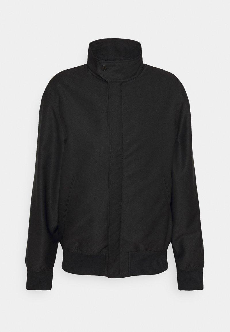 Filippa K - BROOKLYN JACKET - Lehká bunda - black
