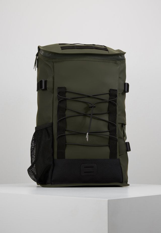 MOUNTAINEER BAG UNISEX - Reppu - green