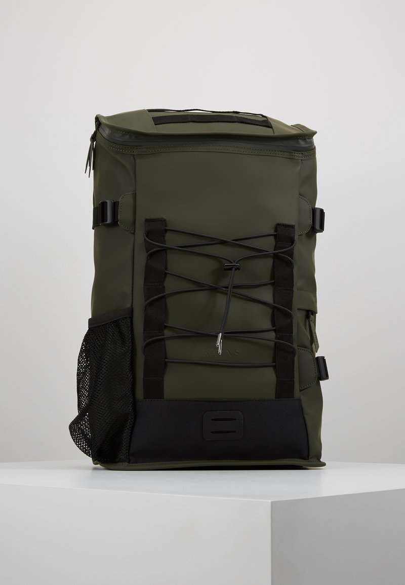Rains - MOUNTAINEER BAG UNISEX - Rygsække - green
