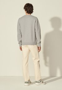 sandro - CREW  - Sweatshirt - gris chiné - 2