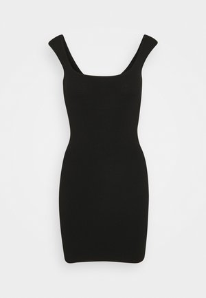 KIRA DRESS - Robe d'été - black