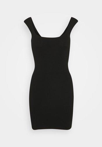 KIRA DRESS - Day dress - black