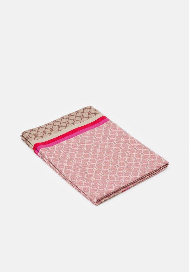 Schal - pink bright