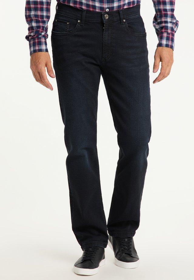 RANDO - Straight leg jeans - dark used