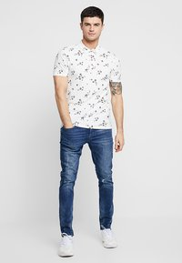 Only & Sons - ONSLOOM DAMAGE - Slim fit jeans - blue denim - 1