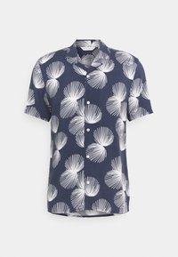 Casual Friday - ANTON PRINTED - Shirt - navy blazer - 0