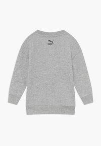 Puma - TIME FOR CHANGE CREW - Sweatshirt - light gray heather - 1