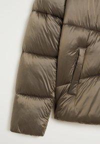 Mango - CLOCK - Winter jacket - grau - 7