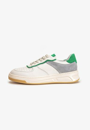 Sneakers laag - green multi  grm