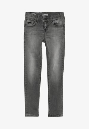 RAVI - Slim fit jeans - luta wash