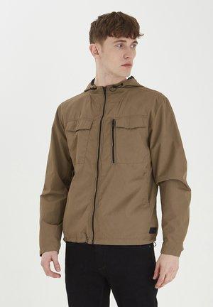 Summer jacket - shitake