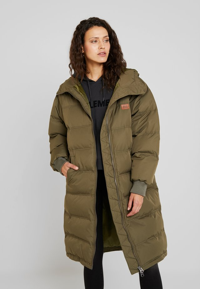 NORTHERN - Winter coat - olive