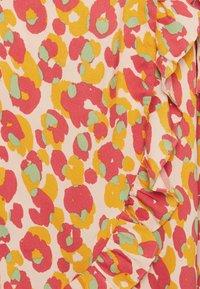 Fabienne Chapot - BOBO FRILL CATO SKIRT - Wrap skirt - pink - 6