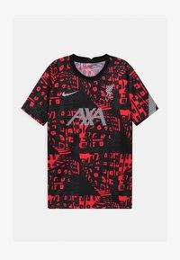 Nike Performance - LIVERPOOL FC UNISEX - Klubové oblečení - black/wolf grey - 0