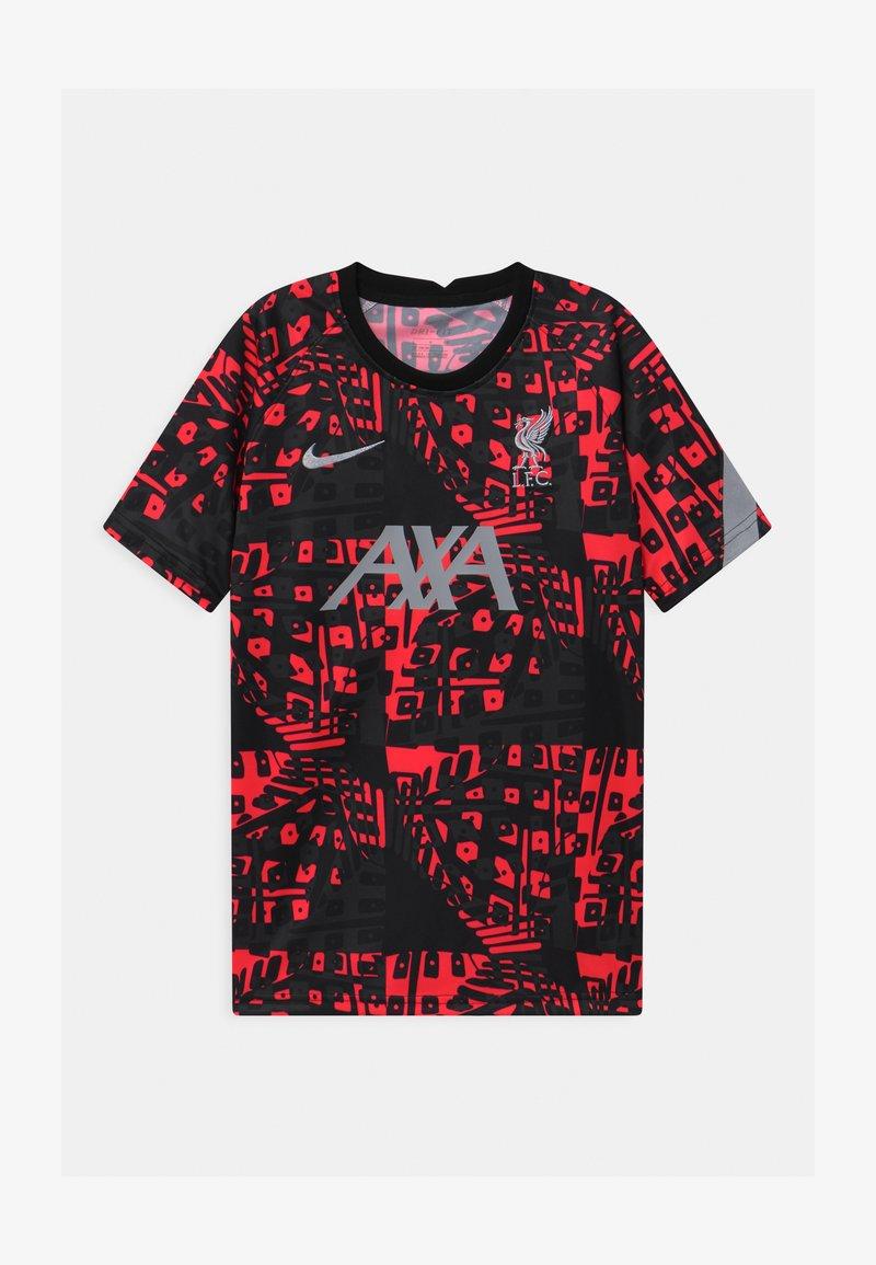 Nike Performance - LIVERPOOL FC UNISEX - Klubové oblečení - black/wolf grey