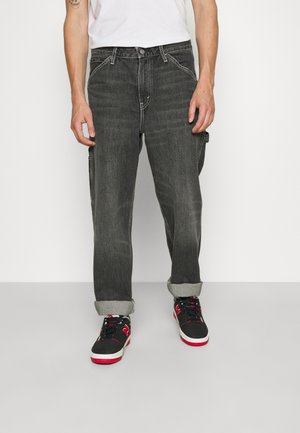 TAPERED CARPENTER - Relaxed fit jeans - tune up