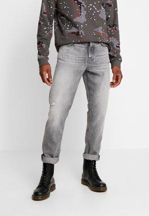STEADY EDDIE  - Straight leg jeans - grey spirit