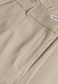 Glamorous Curve - WIDE LEG TROUSER - Trousers - stone - 2