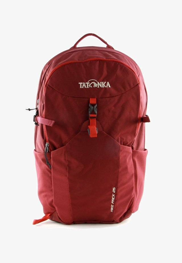 Hiking rucksack - bordeaux red