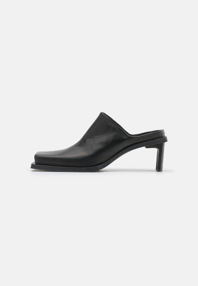 KETTY - Slip-ins med klack - black