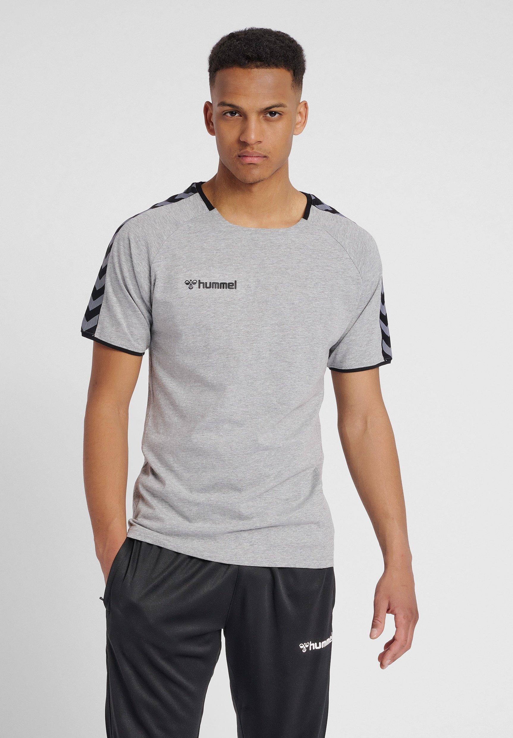 Homme HMLAUTHENTIC - T-shirt imprimé