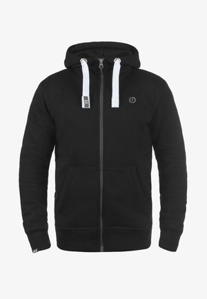 BENN  - Zip-up hoodie - black
