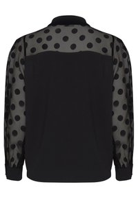 Fransa - FRNABURN - Button-down blouse - black - 7