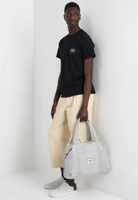 Herschel - STRAND - Sports bag - light grey - 1