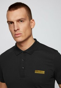 BOSS - PAUL BATCH Z - Poloshirts - black - 3