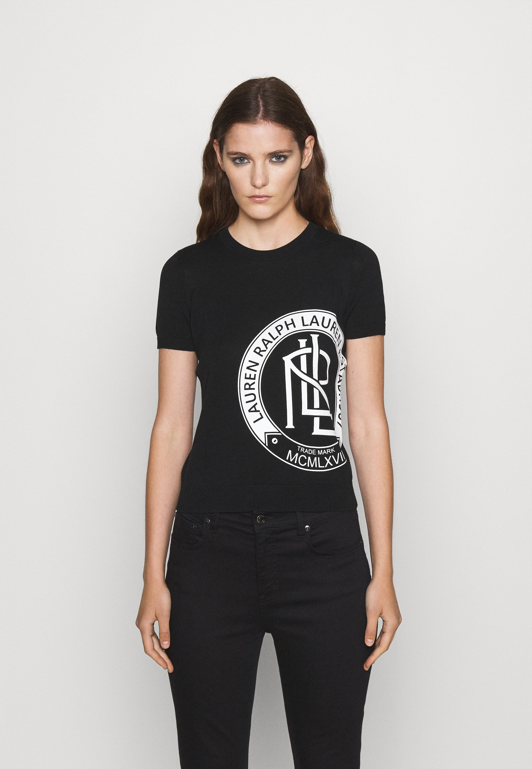Women KONSUELO SHORT SLEEVE - Print T-shirt