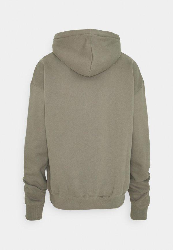 Pegador ROGERS OVERSIZED HOODIE UNISEX - Bluza - washed frost gray/szary Odzież Męska ALLO