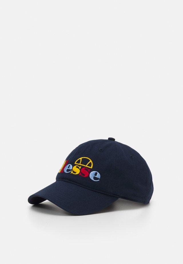 NATICO CAP UNISEX - Cap - navy