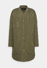 ONLY - ONLALVA COAT - Classic coat - kalamata - 0