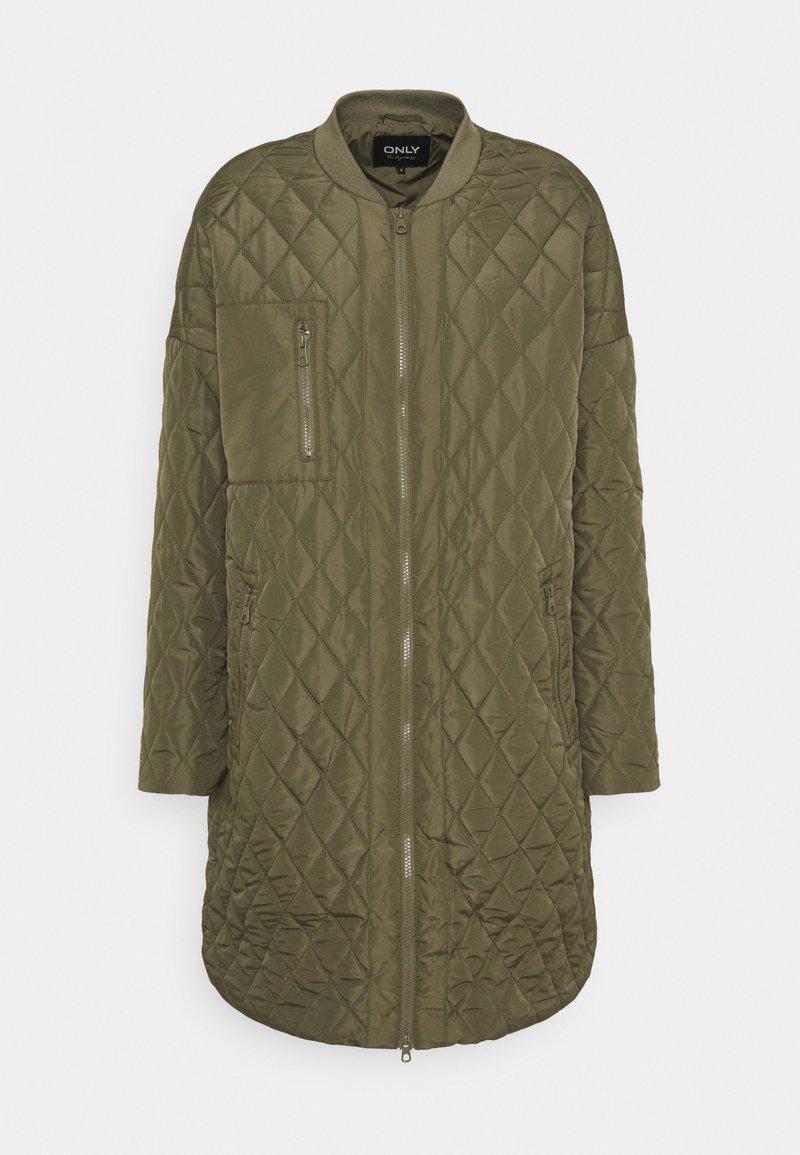 ONLY - ONLALVA COAT - Classic coat - kalamata