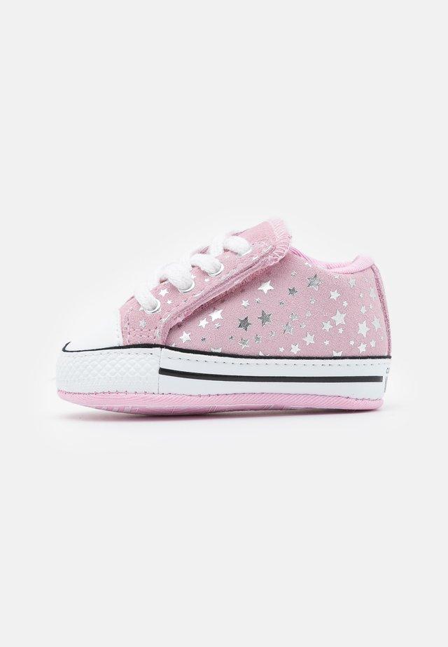 CHUCK TAYLOR ALL STAR CRIBSTER - Scarpe neonato - pink glaze/silver/white