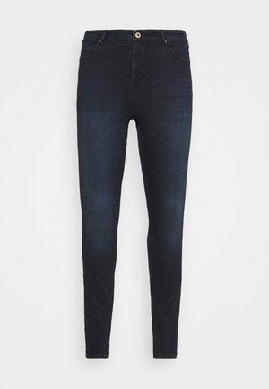 AMY SHAPE - Jeans Skinny Fit - dark blue denim