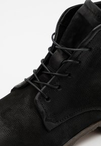 A.S.98 - CLASH - Lace-up ankle boots - nero - 5