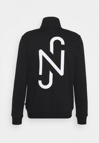 Puma - NEYMAR JR TRACK JACKET - Zip-up sweatshirt - black - 7