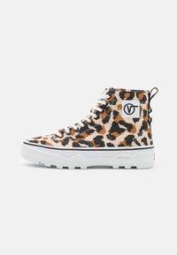 Vans - SENTRY  - Sneakers hoog - sand/true white - 1