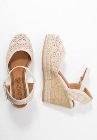 Refresh - High heels - beige - 3