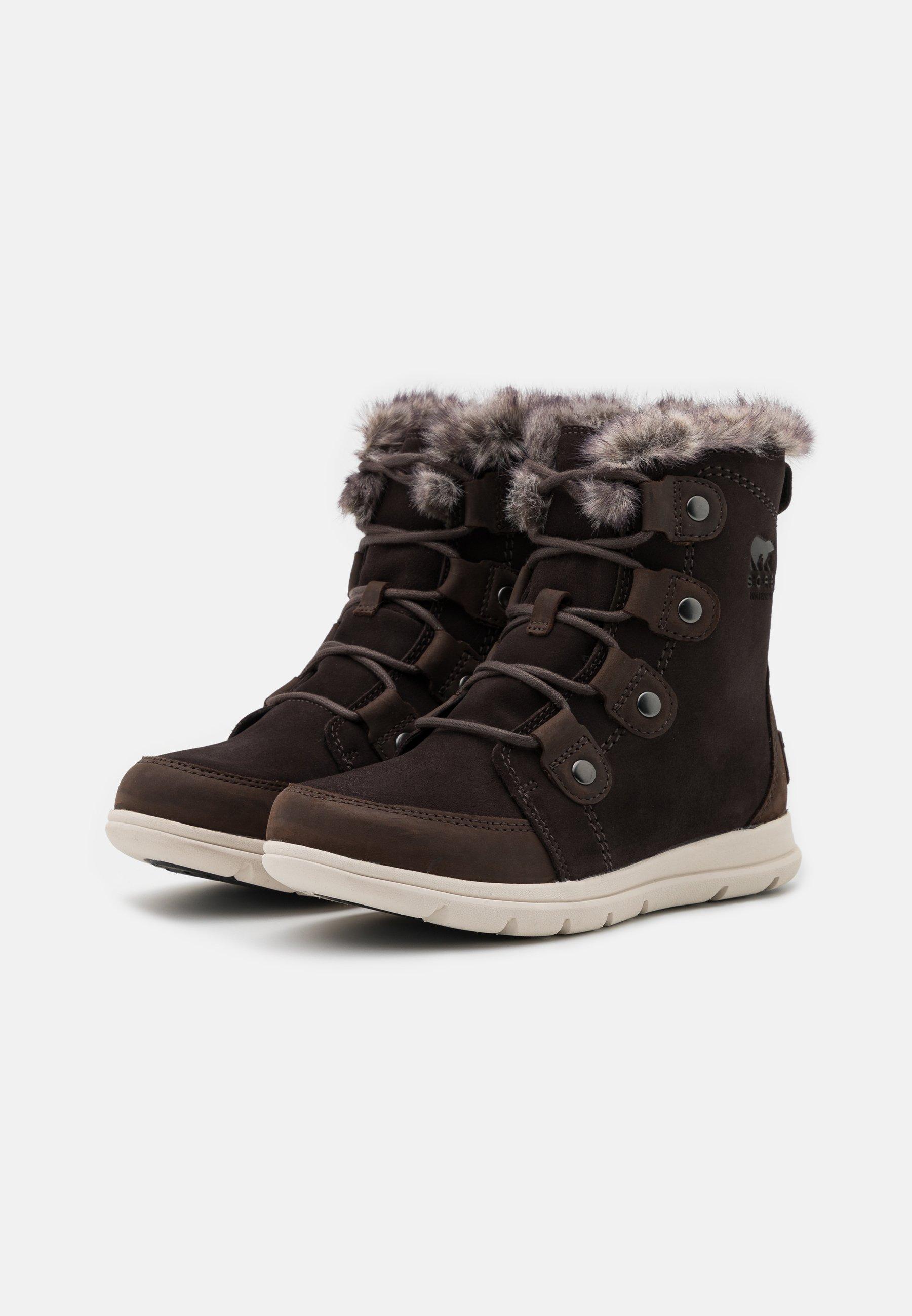 Sorel EXPLORER JOAN Snowboot/Winterstiefel brown/braun