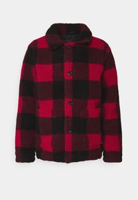 BAILEYB - Winter jacket - red/black