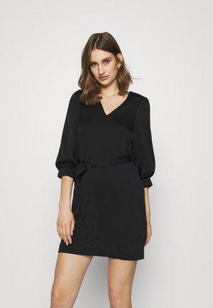 HENRIETTA DRESS - Day dress - black
