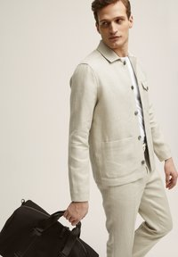 Bläck - Summer jacket - beige - 4