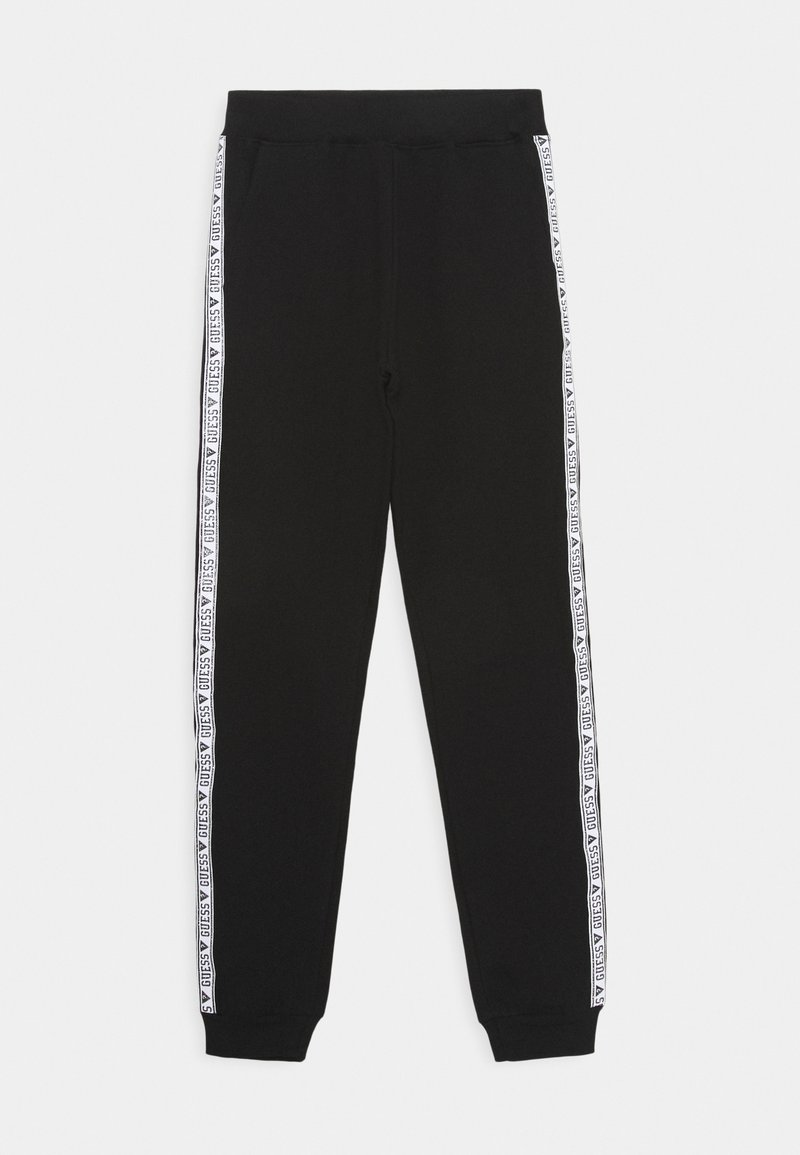 Guess - Tracksuit bottoms - jet black