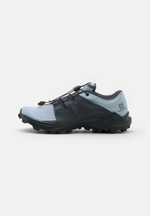 WILDCROSS  - Løbesko trail - kentucky blue/ebony